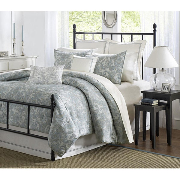 Harbor House Chelsea 4-piece Comforter Set and Optional Euro Sham Separate In Queen (As Is Item)