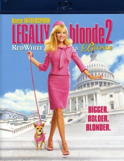 Legally Blonde 2: Red, White And Blonde (Blu-ray Disc)