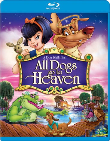 All Dogs Go To Heaven (Blu-ray Disc)