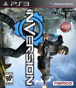 PS3 - Inversion - By Namco