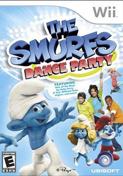 Wii - The Smurfs