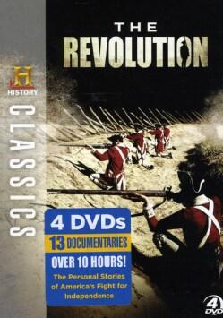 History Classics: The Revolution (DVD)