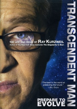 Transcendent Man: The Life and Ideas of Ray Kurzweil (DVD)