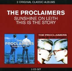 Proclaimers - Sunshie on Leith/This Is The Story