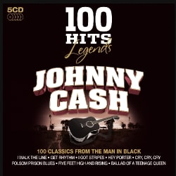 Johnny Cash - 100 Hits Legends: Johnny Cash