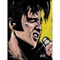 David Garibaldi Elvis 68 Special Gallery-wrapped Canvas Art