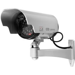Security Camera Decoy with Blinking LED