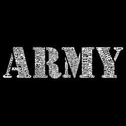 Los Angeles Pop Art Women's 'Army' Tank Top