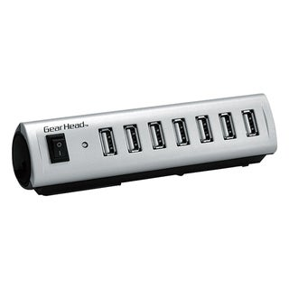 Gear Head UH7500ESP 7-port USB Hub