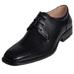 Boston Traveler Men's Laced Square-toe Oxfords
