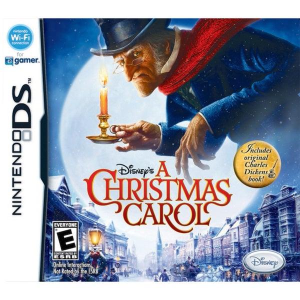 Nintendo DS - Disney Christmas Carol