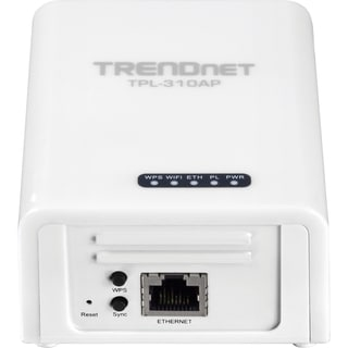 TRENDnet TPL-310AP IEEE 802.11n 300 Mbps Wireless Access Point - ISM