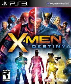 PS3 - X-Men: Destiny - By Activision