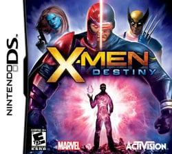 NinDS - X-Men: Destiny - By Activision