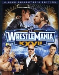 WrestleMania 27 (Collector's Edition) (Blu-ray Disc)