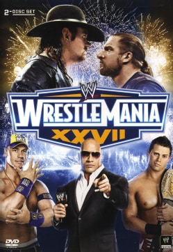WrestleMania 27 (DVD)