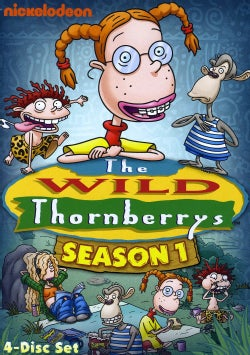 The Wild Thornberrys: Season 1 (DVD)