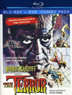 The Terror (Blu-ray/DVD)