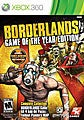 Xbox 360 - Borderlands GotY Edition - By Take 2 Interactive