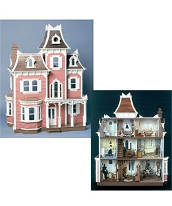 The Beacon Hill Dollhouse Kit