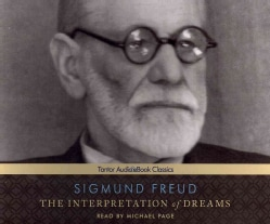 The Interpretation of Dreams: Includes Pdf Ebook (CD-Audio)