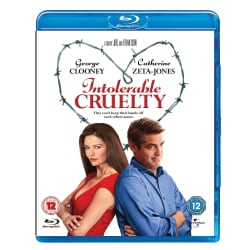 INTOLERABLE CRUELTY (2003) (BLU-RAY)