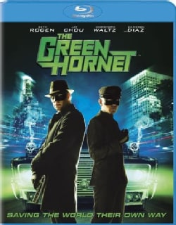 The Green Hornet (Blu-ray Disc)