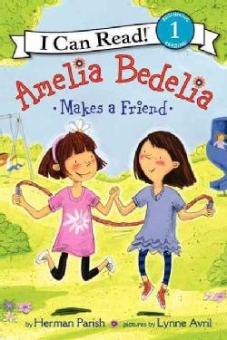 Amelia Bedelia Makes a Friend (Paperback)
