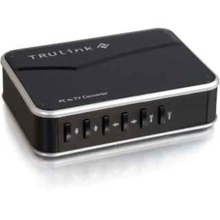 C2G TruLink VGA to Composite PC-TV Video Adapter