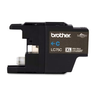 Brother LC75C Ink Cartridge