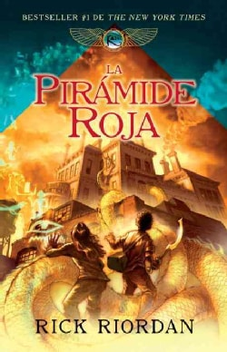 La piramide roja / The Red Pyramid (Paperback)
