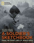 A Soldier's Sketchbook: From the Front Lines of World War II (Hardcover)