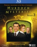 Murdoch Mysteries Season 3 (Blu-ray Disc)