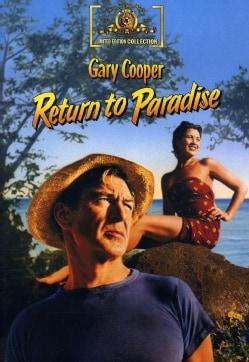 Return To Paradise (DVD)