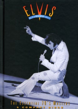 Elvis Presley - Walk A Mile In My Shoes: Essential 70's Masters