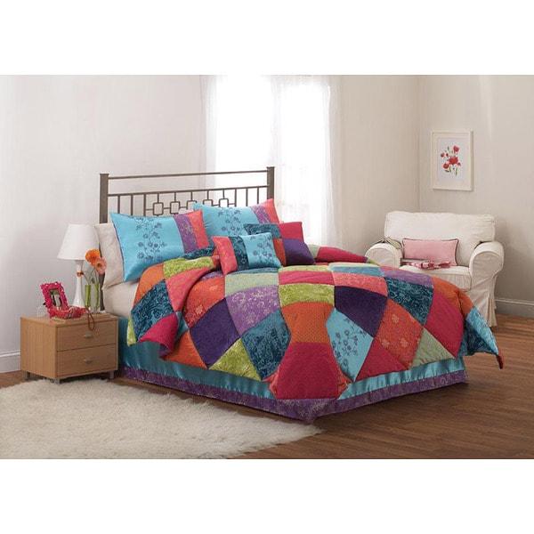 Kashmir Gem Comforter Set