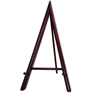 Rosewood 12-inch Art Easel (China)