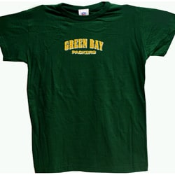 Encore Select Women's Green Bay Packers Short-sleeve T-shirt
