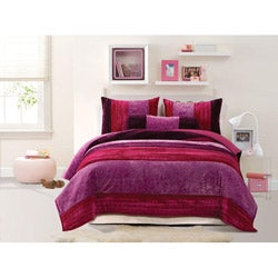 Skylar 3-piece Mini Comforter Set