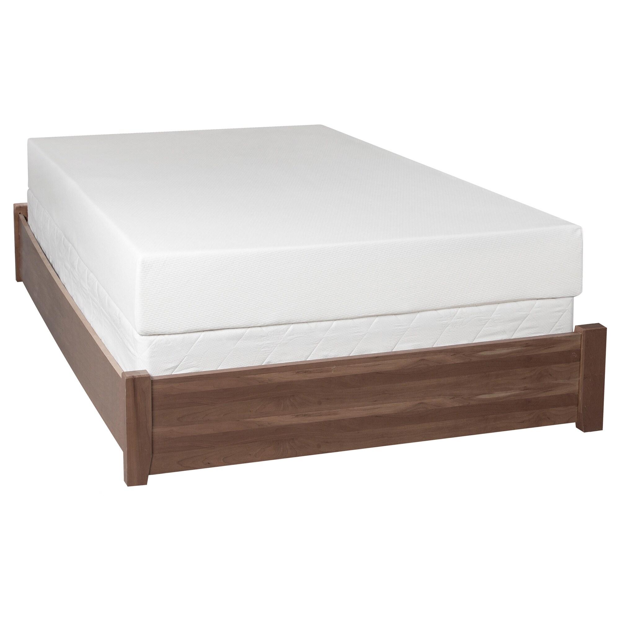 Select Luxury Home RV 8 inch Twin size Memory Foam