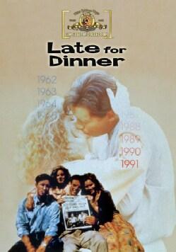 Late For Dinner (DVD)