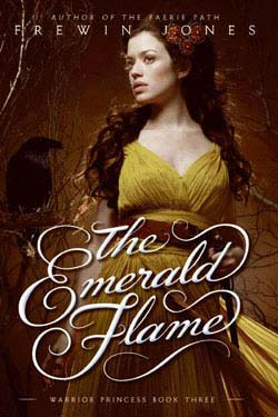The Emerald Flame (Paperback)