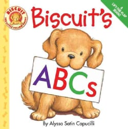 Biscuit's ABCs: A Lift-the-Flap Book (Board book)