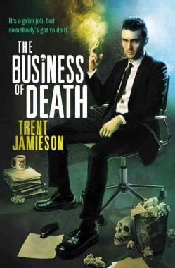 The Business of Death (Paperback)