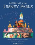 Poster Art of the Disney Parks (Hardcover)
