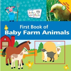 First Book of Baby Farm Animals (Board book)
