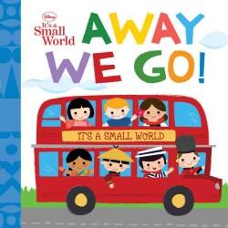 Away We Go! (Board book)
