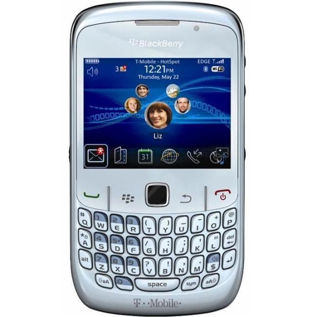BlackBerry Curve 8520 White GSM Unlocked Cell Phone