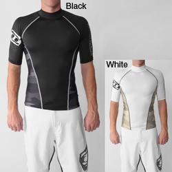 Jet Pilot Men's Camo Lycra Rash Guard