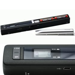 Vividscann PS410 Handyscan Portable Scanner with 4GB Memory Card
